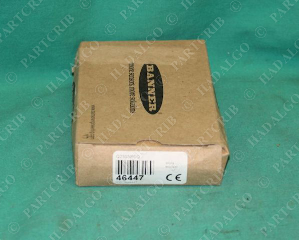 0SBLVAG OSBLVAG Omni Beam Photoelectric Sensor Switch NEW 27082 Banner