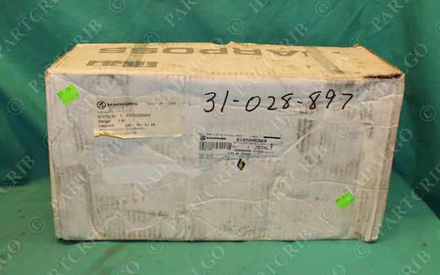 Marposs E82 Balancer Electronic Amplifier 6105006900 PanelPro Remote NEW