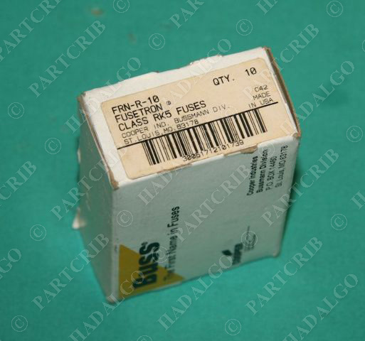 sd9914 403550084 bussmann, frn r 10, fusetron dual element time delay fuse box 10 time delay fuse block at gsmx.co