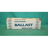 Advance, REL-2S86, High Output Light Lamp Ballast REL2S8635M T8 HO fluorescent 120v