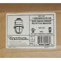 Edwards Explosion Proof Rotating Beacon 116EXMRINHR-N5