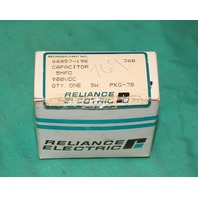 Reliance Electric 66057-19E Capacitor 900VDC N50R9001TL .5uf Aerovox GE