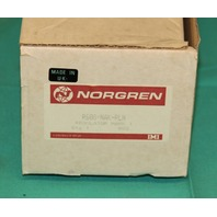 Norgren R68G-NAK-RLN Pressure Regulator 0-125psi NEW