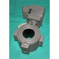 Yamatake Honeywell KID10B Flow Meter Electromagnetic