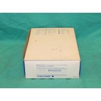 Yokogawa B9565AW Folding Chart Paper 6 per box