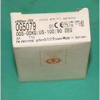Efector 0G5079 OG5079 0GS-00KG/US-100/90 photo sensor