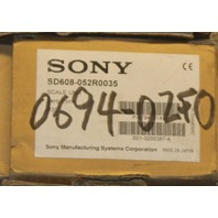 Sony Linear Scale Encoder SD608-052R0035 R35 Zero Point