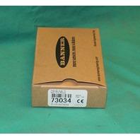Banner QS18VN6LD Miniature Diffuse-Mode Laser Sensor 73034 NEW