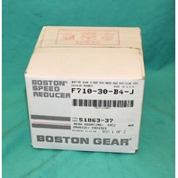 Boston Gear F710-30-B4-J Speed Reducer Box 51863-37 42CZ NEW