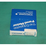 Yokogawa 2B6 Panel Meter 50-0-50 8920HD DC Microamperes Amps NEW