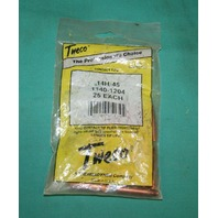 Tweco 14H-45 Contact Tip 1140-1204 Mig Welding Welder Wire 25/pk NEW