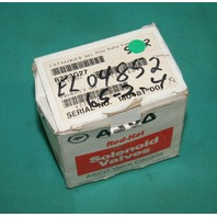 Asco, 8223G27, Red-Hat Solenoid Valve NEW