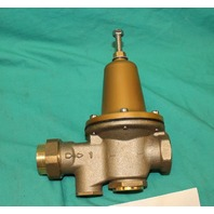 watts regulator u 5b lp z3 1 water pressure reducing valve 0057588 lf u5b z3 ebay. Black Bedroom Furniture Sets. Home Design Ideas