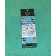 Micro Switch, LSA3K, Honeywell Limit Switch 600VAC NEW