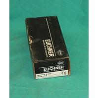 Euchner, NZ1VZ-538E,  Safety Switch interlock