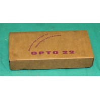 Opto 22, G4PB8H, 8 Channel Relay Rack Input Output NEW