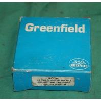 Greenfield 9 5303 7/16-20 NF GH5 4 FLT Semi-Bott Hand Taps w/SH47