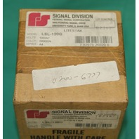 Federal Signal LSL-120G Green 120v light stack grn NEW