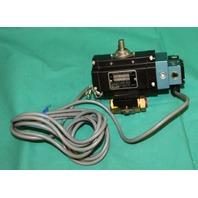 "Gemini Valve Pneumatic Actuator B412 .25"" 1/4"" brass"