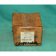 "Boston Gear 49310 Shaft Coupling Clamping Type SCC1-1/2 x 1-1/2 1.5"" NEW"