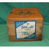 Sporlan C-489-G Catch All Filter Drier 1.125 1-1/8 ODF Solder NEW