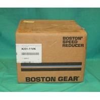 Boston Gear Speed Reducer Box Mounting Bracket X231-11VK Flange Flanged Reducer