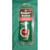 STI Stopper Station SS-2104 EX Emergency Exit button