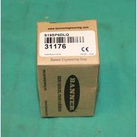 Banner S18SP6DLQ Photoelectric Sensor dc-Voltage Series 31176 Proximity NEW
