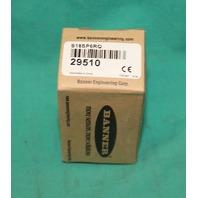 Banner S18SP6RQ Photoelectric Sensor dc-Voltage Series 29510 NEW