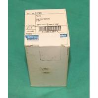 Thomas & Betts 8314S Plug Ever-Lok everlok 30a 250v/600vac Russellstoll metallic
