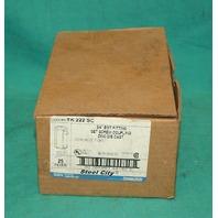 "Thomas & Betts TK-222-SC 3/4"" EMT Fitting Coupling Zinc Die Cast Box of 25"