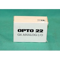 Opto 22, G4-AD7, G4AD7, 0-10VDC Analog Input Relay Module NEW
