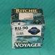 Ritchie Voyager, RU-90, Compass  Flush Mount Boat Marine