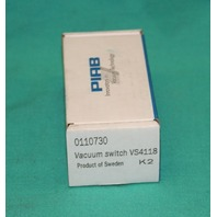 PIAB 0110730 Vacuum Switch VS4118 30-kPa NEW