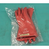 Salisbury Lineman's Gloves GK0011R/8 ASTM size 8 New
