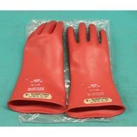 Salisbury Lineman's Gloves GK0011R/9H ASTM size 9H New
