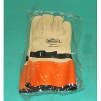 Salisbury ILP3S 12 Inch Leather Protectors Size 9-9H ILP-3S
