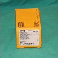 Hubbell HBL2343 Insulgrip Twist-Lock 20A 480VAC NEW