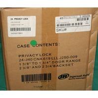 Dexter Schlage J40 CNA 619 J250-009 Corona Door Knob Privacy Lock Satin Nickel