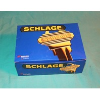 Schlage F10 FLA 626 Satin Chrome Passage 16-210 10-063 Strike Door Knob Lever
