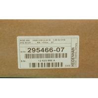 Heidenhain 295466-07 Rotary Encoder 2500 03S12-03 R NEW
