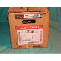 Baldor CDP3326 Speed Reducer 33-2051Z139 .5hp 1750rpm NEW