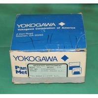Yokogawa YCA 251 251444PZSJ AC Volts 0-600 meter NEW