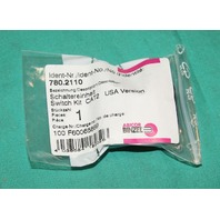 Abicor Binzel 780.2110 Switch Kit CAT2 Robo Cat2 100 F60065889 NEW