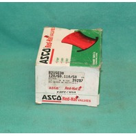 Asco Red Hat 8215G30 Solenoid Valve 20297 302359 NEW