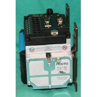Festo CPV10-GE-1B-8 CPV-10-V1 31513 001602 Pneumatic Valve 8 bank