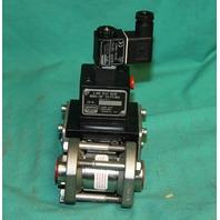 Gemini Valve Pneumatic Actuator SS Stainless CW-C A512 0.5 89 6RTV6 SC07D-120