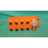 "Lumberg 0930DSL381.A03 Device Net 16"" PNP/1v06 16x24vdc Remote Bus I/O NEW"