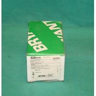 Hubbell Bryant 9630FR Flush Receptacle 30A 250V 2Pole dryer stove range oven NEW