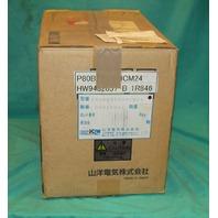 Sanyo Denki BL Super P80B22250HCM24 AC Servomotor Axis 2 2.5kW 21.4A Motoman NEW